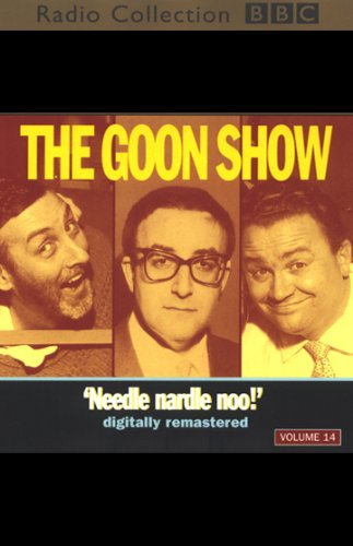 The Goon Show, Volume 14 audiobook cover art