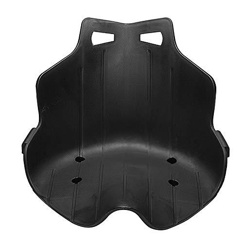 N\A Autositzbezug for Karting Hoverboard Schwarz Balanced Driften Kart-Sitzkissen Free-Shopping (Color Name : Black)