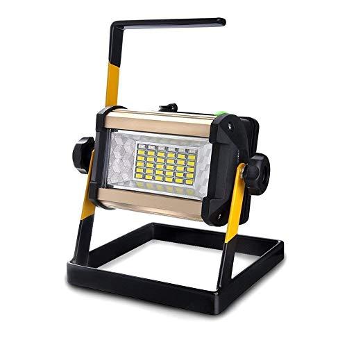 tr/épied t/élescopique Generic Zephyri Lot de 2 projecteurs de chantier /à LED 30 W