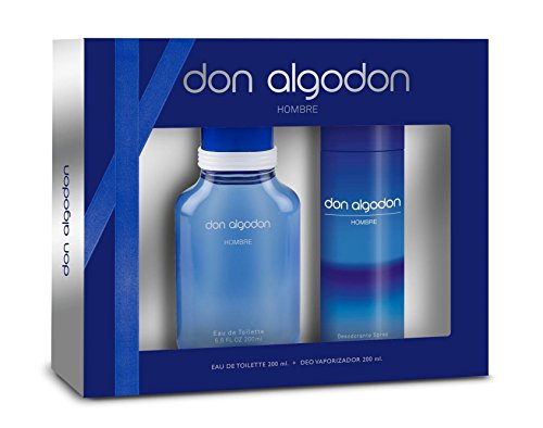 Don Algodón Men Edt 200 ml Sets + Deo 200 ml, Total 400 ml