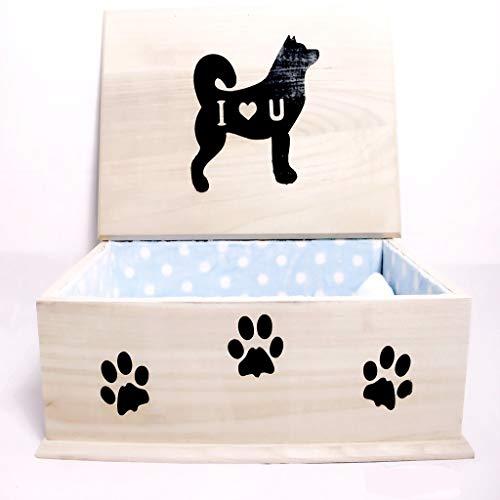 GWM Ataúd for Mascotas, urna Conmemorativa for Mascotas, ataúd for Mascotas ataúd for Perros ataúd for Perros Gato ataúd Gato ataúd Gato ataúd Gato urna Caja pequeña (Size : S)