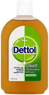 Dettol Liquid First Aid Antiseptic 16.9 oz
