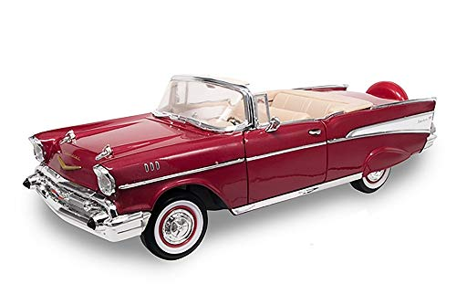 Chevrolet Bel Air Convertible 1957 - 1:18 - Road Signature