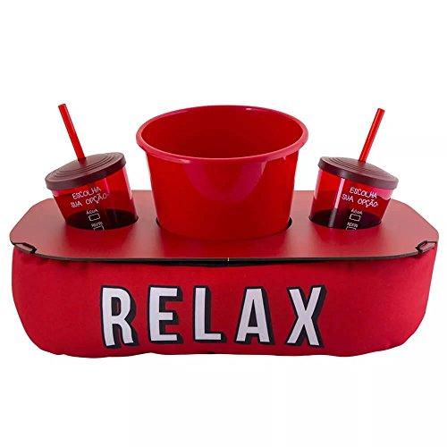 Almofada de Porta Pipoca - Relax