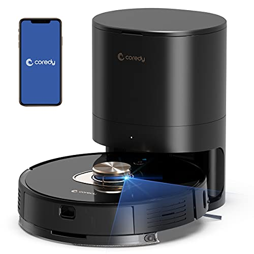 Coredy L900X Robot Vacuum Cleaner with Self...