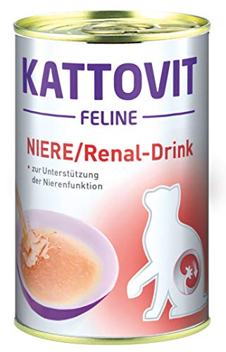 Kattovit Niere/Renal-Drink, 12er Pack (12 x 135 g)