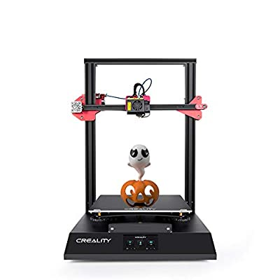 Creality CR-10S Pro V2 3D Printer with BL Touch Auto-Level by MKK, Touch Screen, and Large Build Printing Volume 300mm300mm400mm with Capricorn PTFE 2019 Newest 95% Pre-Assembled Printer