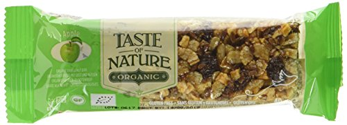 Taste of Nature Müsliriegel Niagara Apple Country (1 x 40 g) - Bio