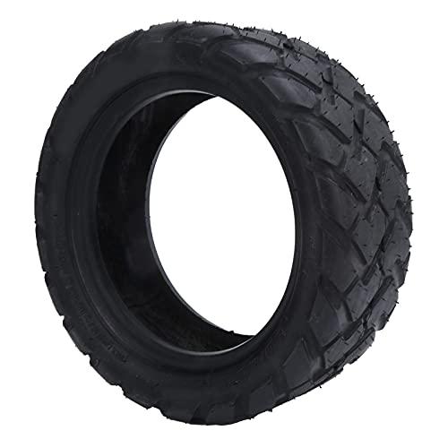 Deror 80/60-6 Vakuumschlauchloser Reifen 80/60-6 Vakuumschlauchloser Gummireifen Reifen für Elektroroller Go Karts ATV Ersatz