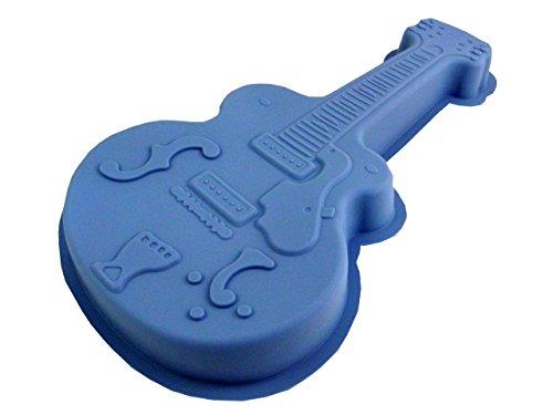 Victor International VGUITAR Gitarre formen Silikon-Backform, Farblich Sortiert (Nicht auswählbar)