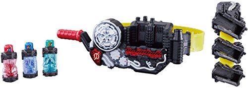 Bandai Kamen Rider Build DX Build Driver & Full Bottle Holder Set