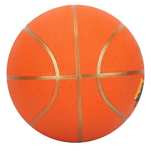 FOLOSAFENAR Mano de Obra Fina Fibra más Gruesa Tamaño 5 Baloncesto Infantil para Entrenamiento de Baloncesto Infantil