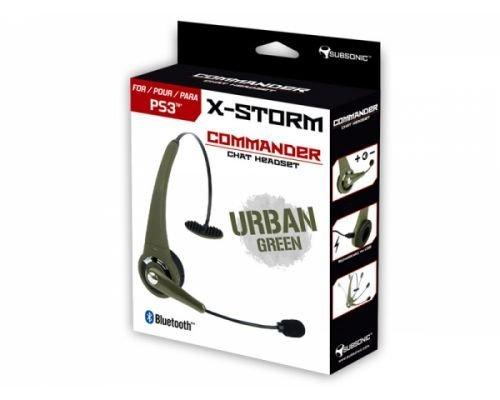 Nobilis - Bluetooth Tactical Headset Camo (PS3)