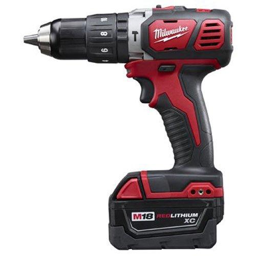 Milwaukee 2607-22 M18 1/2' Hammer Drill Xc Kit