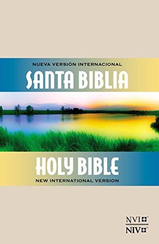 Compare Textbook Prices for NVI/NIV Biblia bilingue Spanish Edition Bilingual Edition ISBN 9781563207082 by Zondervan