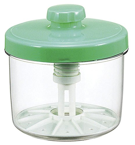 3 Liter Round Tsukemono Pickle Press #546323 (japan import)