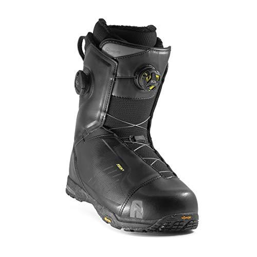 Nidecker - Boots De Snowboard Hylite H-Lock Homme Noir - Homme - Taille 41 - Noir