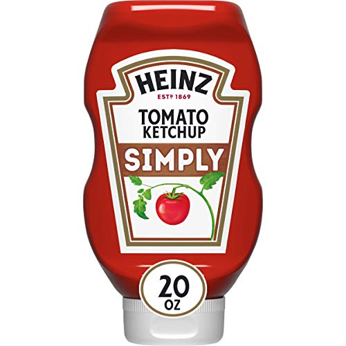 12 Pack of Heinz Simply Tomato Ketchup Now $19.57