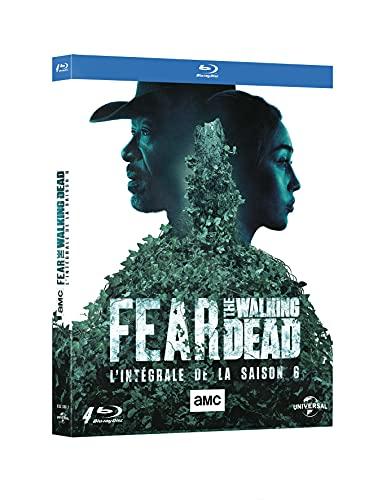 Fear the Walking Dead - Saison 6 [Francia] [Blu-ray]
