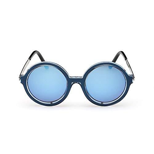 WYJW Gafas de Sol 2018 Gafas con Montura Aliexpress Gafas de Sol Vintage con Montura Redonda