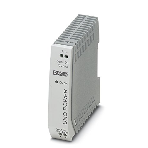 Phoenix Contact Voeding UNO-PS/1AC/12DC/30W, 2902998