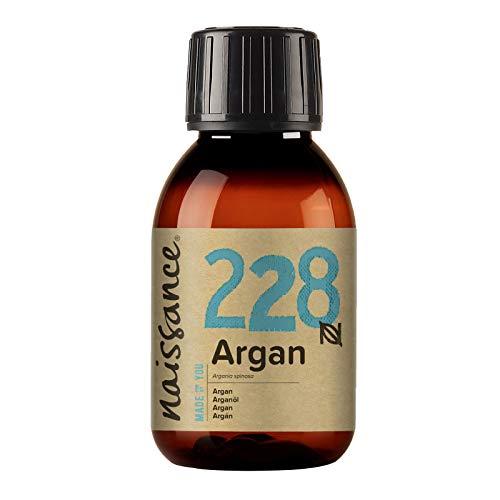 Naissance Huile d'Argan du Maroc (n° 228) - 100ml - 100% pure et naturelle, végane, sans hexane et sans OGM - anti-âge et antioxydante