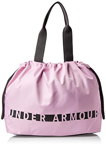 Under Armour Women's Favorite Tote Bag, Pink Fog//Jet Gray, One Size Fits All
