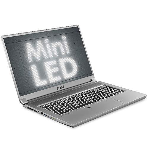 PC portable 17 pouces à écran très haute définition