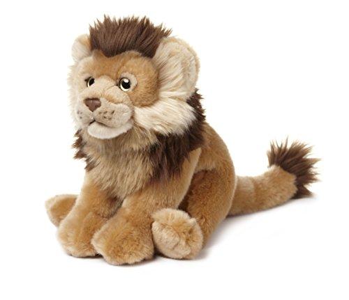 WWF - 15192047 - Peluche - Lion Sauvage - 23 Cm