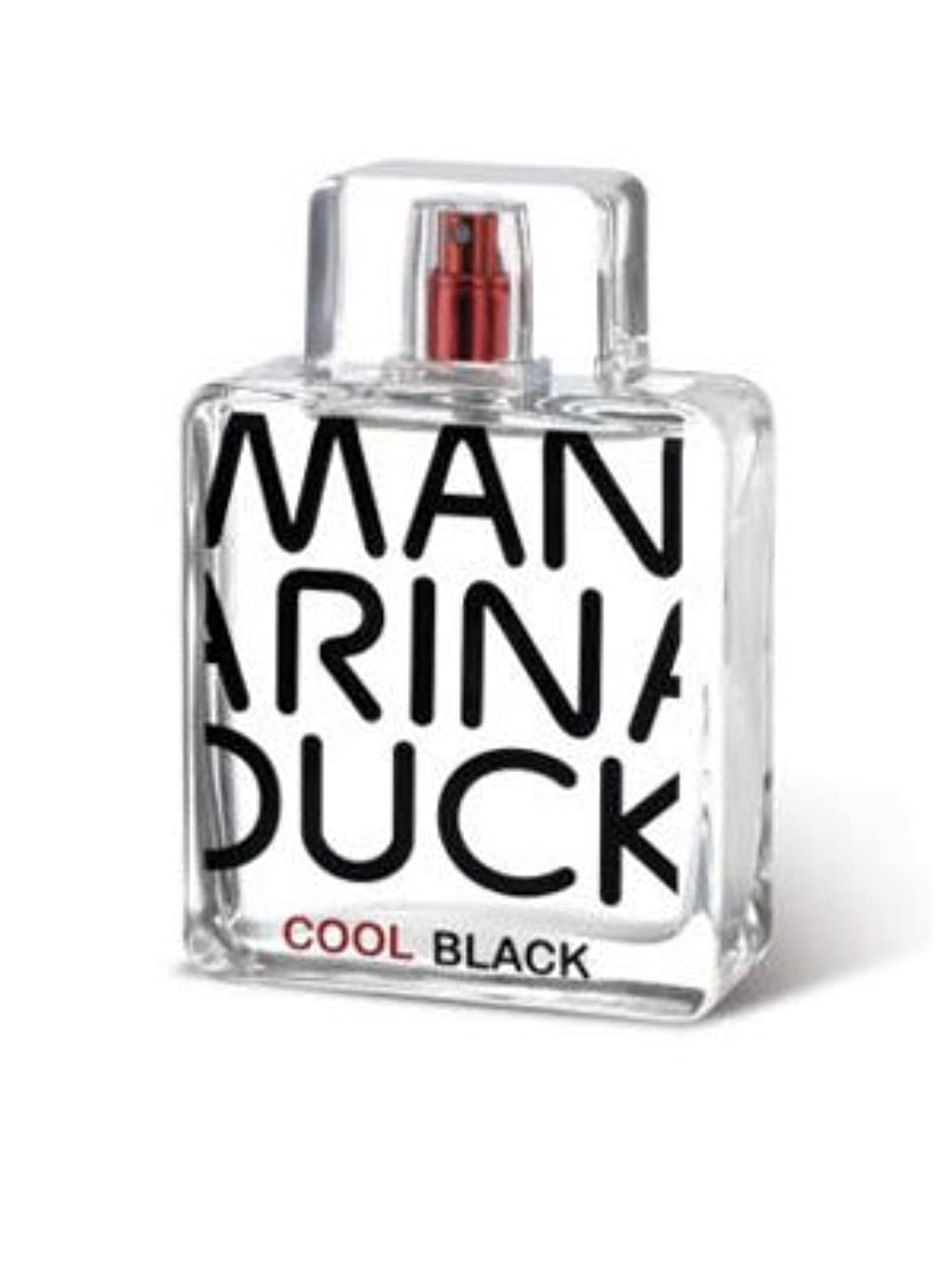境界母パシフィックMandarina Duck Cool Black (マンダリーナ ダック クール ブラック) 3.4 oz (100ml) EDT Spray for Men