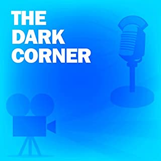 The Dark Corner audiobook cover art