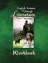 Workbook English Lessons Through Literature Level D - Slant Cursive