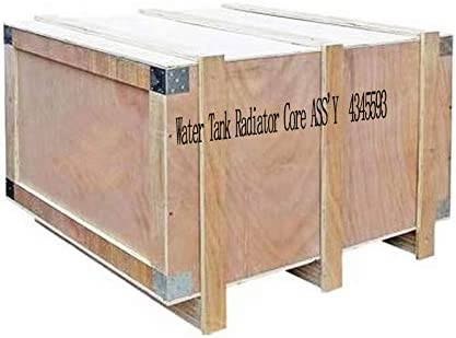 Store Water Tank Radiator Core ASS'Y Arlington Mall EX310 4345593 for EX300-3 Hitachi