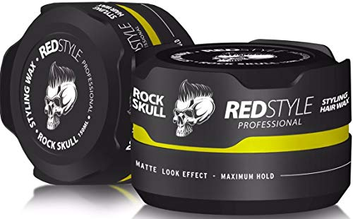 Redstyle Professional Haarwachs Haarwax Styling (Gelb Styling-Wax Tropic-Mango)