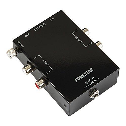 FoneStar Pré-amplificador TC-7
