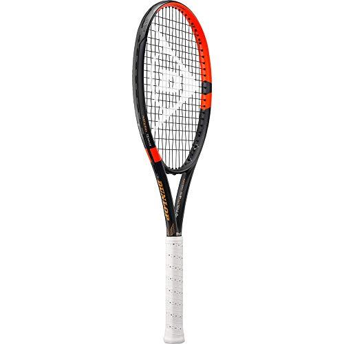 Dunlop Herren NT R5.0 Lite Allroundschläger Tennisschläger, Black/ORANGE, 2