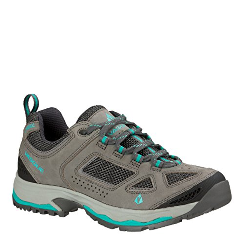 Vasque Womens Breeze III GTX Gore-tex Waterproof Breathable Hiking Boot, Gargoyle, Size 6.5 M
