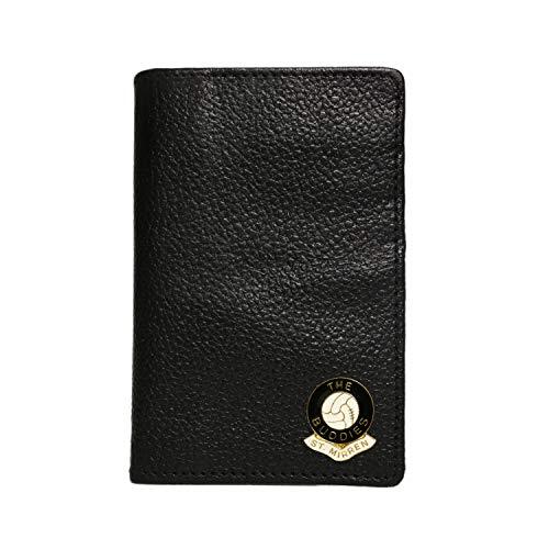St Mirren Football Club Leather Credit Card case