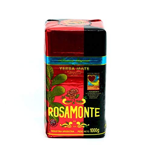 Yerba Mate Rosamonte Especial 3 Pack - 6.6 lbs (3 kg)