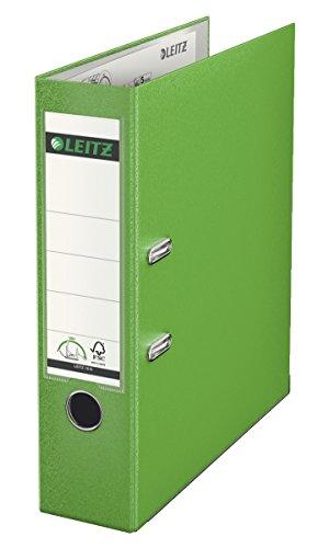 Leitz 10105050 Qualitäts-Ordner (A4, 2-fach-Lochung) hellgrün