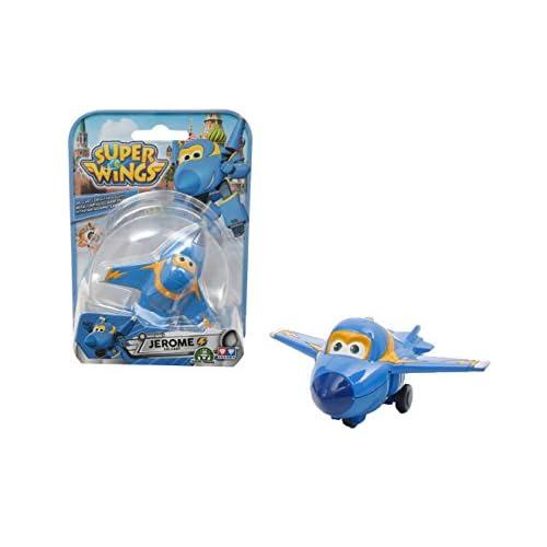 Giochi Preziosi - Super Wings DieCast Personaggio Jerome