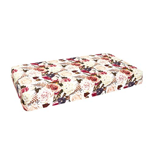 Posh Peanut Fitted Crib Sheet Product Image