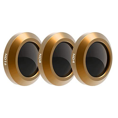 Mavic2 Zoom Filter ND 4 8 16 32 64 PL Kamerafilter-Set für DJI Mavic 2 Zoom Polar/UV Protector Drohnenfilter Zubehör