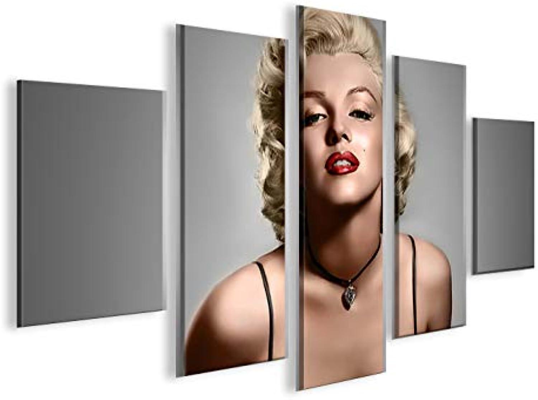 Islandburner Bild Bilder auf auf auf Leinwand Marilyn Monroe V11 MF XXL Poster Leinwandbild Wandbild Dekoartikel Wohnzimmer Marke B00BCRQLS0 f4c3bb