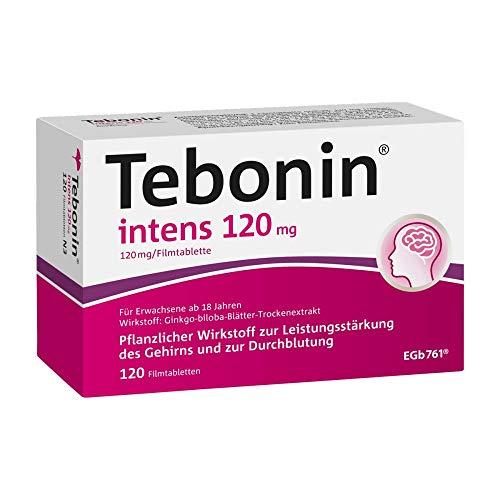 TEBONIN intens 120 mg Filmtabletten 120 St