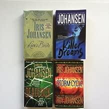 Iris Johansen (4 Book Set) Lion's Bride -- Killer Dreams -- Deadlock -- Storm Cycle.
