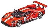 Carrera 30873 Ford GT Race Car Time Twist #1 Digital 132 Slot Car Racing Vehicle 1:32 Scale