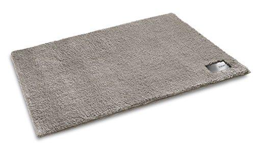 Joop! Badteppich Luxury Basalt, 60x90 cm
