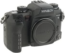 Minolta Maxxum 7 35mm SLR Camera (Body Only)
