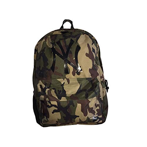 New Era Rucksack MLB STADIUM PACK NEW YORK YANKEES Camouflage Wdcblk